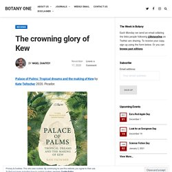 The crowning glory of Kew