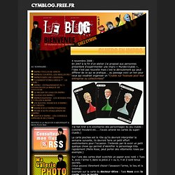 The CyMoN's Blog ? - Cluedo en Impro !