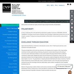 The D. Y. Patil Group