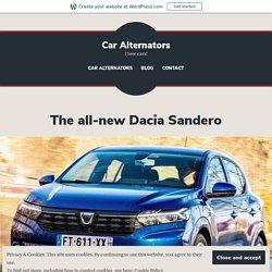 The all-new Dacia Sandero – Car Alternators