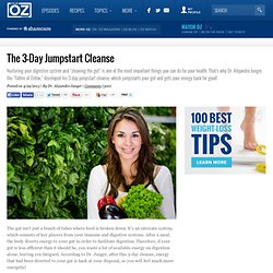 The 3-Day Jumpstart Cleanse
