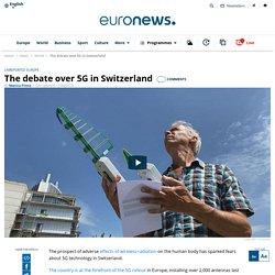 The debate over 5G in Switzerland