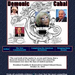 The Demonic Cabal