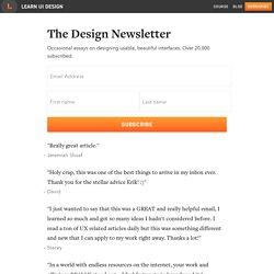 Data Color Picker –Learn UI Design