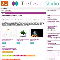 The Design Studio / FrontPage