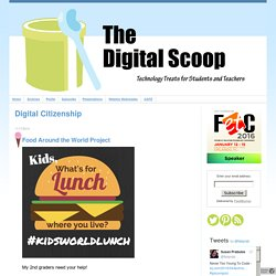The Digital Scoop: Digital Citizenship