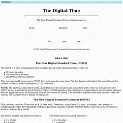 The Digital Time