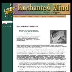 Enchanted Mind - The Art of Doodling