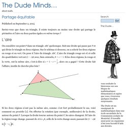 The Dude Minds… › about math.