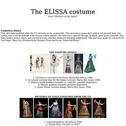 The Elissa Costume V03