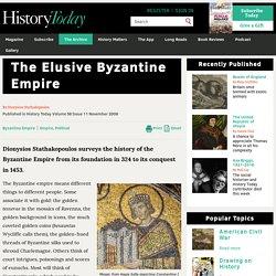 The Elusive Byzantine Empire