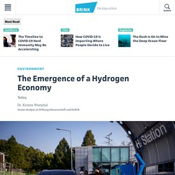 The Emergence of a Hydrogen Economy