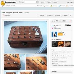 The Enigma Puzzle Box - All