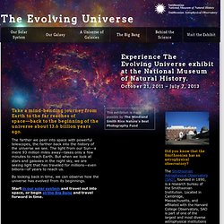 The Evolving Universe