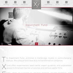 The Experiment Fund
