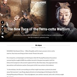 The New Face of the Terra-cotta Warriors