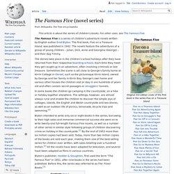 The Famous Five (novel series)
