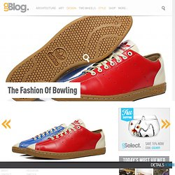 The Fashion of Bowling | GBlog
