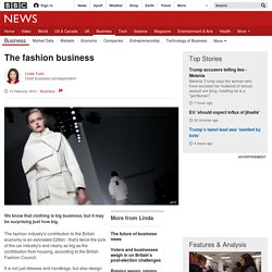 The fashion business - BBC News