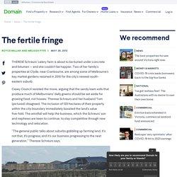 The fertile fringe