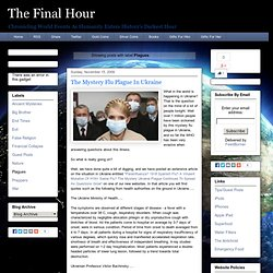 The Final Hour: Plagues
