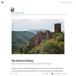 The Fortress Fallacy
