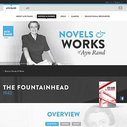 The Ayn Rand Institute: The Fountainhead