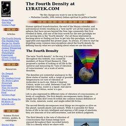 The Fourth Density at Lyratek.com