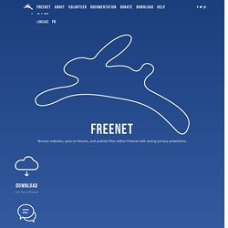 The Freenet Project - /index
