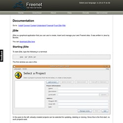 The Freenet Project - /jsite