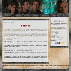 The French Stargate : Fanfics