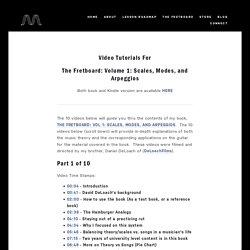 The Fretboard — MasterGuitarists.com