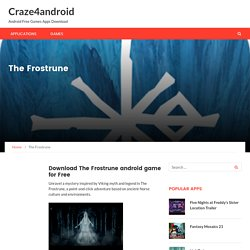 The Frostrune – Craze4android