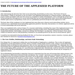 The_Future_Of_The_Appleseed_Platform