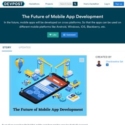 Why Prefer Mobile App Development for Your Business Growth?