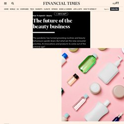 The future of the beauty business