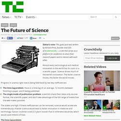 The Future of Science