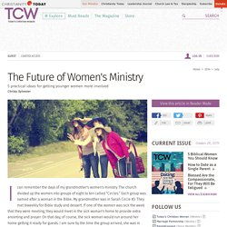 The Future of Women's Ministry