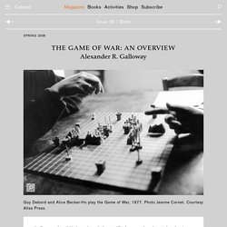 The Game of War: An Overview