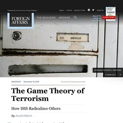 The Game Theory Behind ISIS