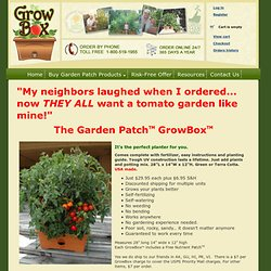 The Garden Patch