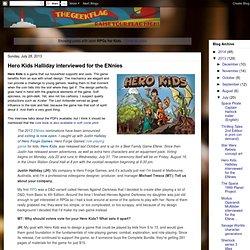 RPGs for Kids