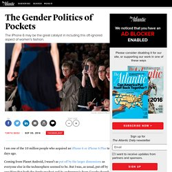 The Gender Politics of Pockets