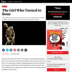 The Girl Who Turned to Bone - Carl Zimmer