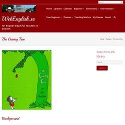 The Giving Tree – WebEnglish.se