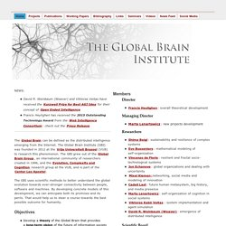 The Global Brain Institute