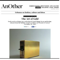 The Art of Gold - Good Things