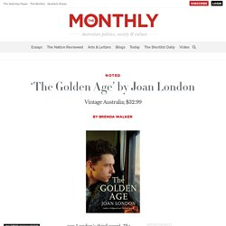 'The Golden Age' by Joan London