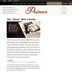 "Primer |""The Good Wife""