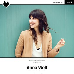 The Great Discontent: Anna Wolf
